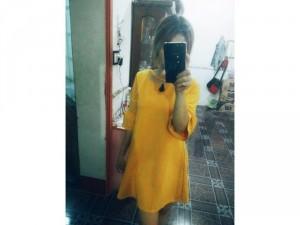 Đầm suông tay bèo
