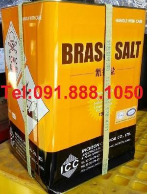 Bán-muối-mạ-giả-cổ, mạ-giả-đồng, bán-Brass-Salt