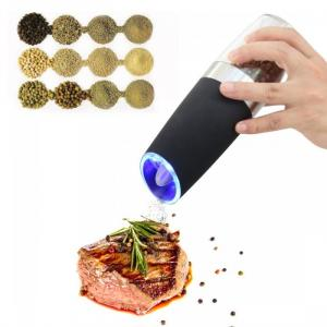 Lọ xay tiêu bằng pin Gravity Electric Pepper / Salt Mill
