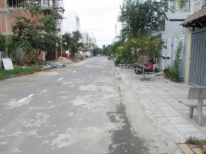 Cần bán lô đất đường Phú Nông giáp Vĩnh Điềm Trung,Nha Trang.DT 74,4 m2