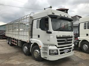 Xe tải shacman 4 chân nhập khẩu nguyên chiếc...