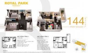 Royal Park Bắc Ninh tặng 10 cây vàng khi mua căn hộ tại tầng 18