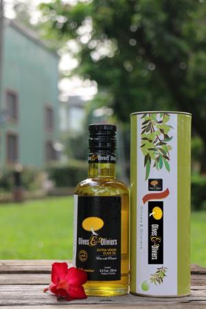 dầu ăn Oliu cho bé