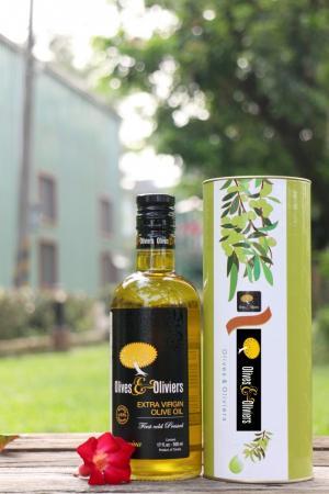 Dầu Oliu Extra Virgin Olives&Olivier 250ml Thượng Hạng