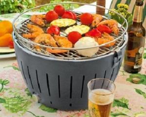 Bếp nướng không khói cỡ lớn LG435 Việt Nam, bếp nướng nhà hàng chất lượng cao