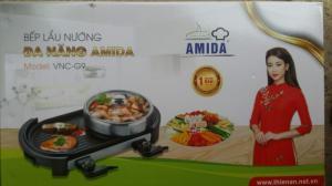Bếp lẩu nướng đa năng Amida