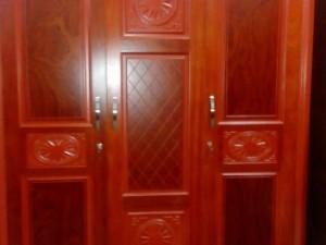 Tủ quần áo gỗ Xoan Sồi giá rẻ nhất