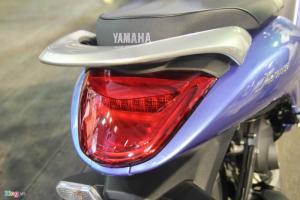 Yamaha janus 125 2017 bảo hành 3 năm