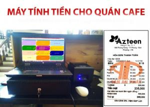 Máy tính tiền cho cafe tại Quảng Nam, Hội An