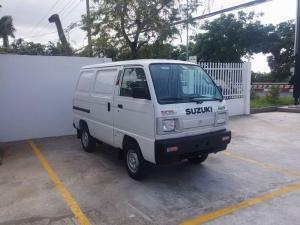Xe tải Suzuki Blind Van (tải nhẹ cửa lùa)