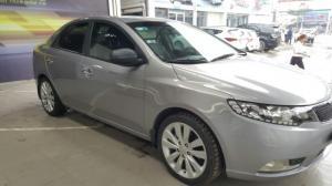 Bán Kia Forte SX 1.6AT màu bạc số tự động sản xuất 2013 full options