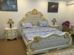 Bán Giường Cổ Điển Chất Lượng Cao - giường cổ điển gỗ tự nhiên Q2 Q7 Q9