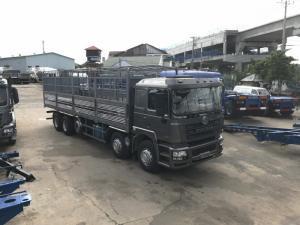 Xe tải thùng 5 chân nhập khẩu nguyên chiếc...