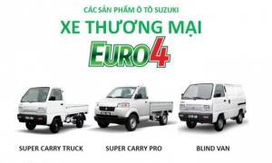 Xe Suzuki Carry Pro giá tốt