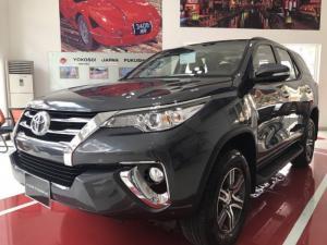 Toyota Fortuner 2017 Nhập Khẩu Thái Lan Đủ Màu Giao Ngay, Tặng Phụ Kiện