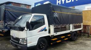 Bán Xe Hyundai Iz49 Thùng Mui Bạt - Tải Trọng 2,3 Tấn