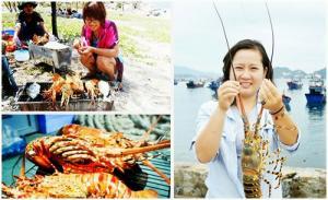 Tour Du Lịch Đảo Bình Ba - Tiệc BBQ Hải Sản 2N2Đ