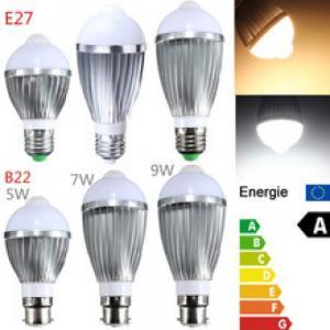 Đèn LED cảm ứng ML- BSL7