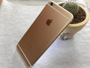 Bán Iphone 6 Plus gold 16GB Likenew 99% (Quốc Tế)