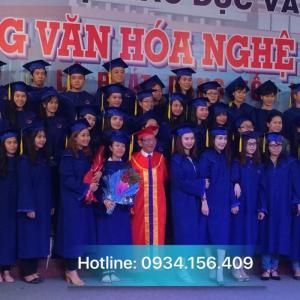 Địa chỉ may áo tốt nghiệp, áo đại học giá rẻ nhất tân bình