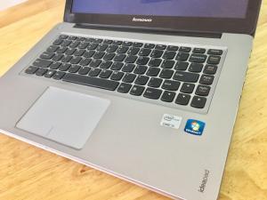 Laptop Lenovo Ultrabook U410, i5 3317U 6G 500G Vga 2G, Đẹp zin 100% Giá rẻ