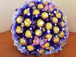 Hoa kẹo mút