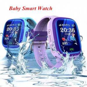 Đồng hồ định vị quản lý trẻ em thông minh DF25 chống nước IP67