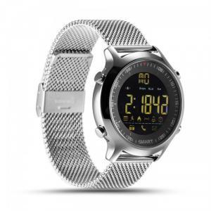 Đồng hồ thông minh chống nước Android iPhone đi bơi smart watch dây thép