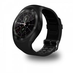 Đồng hồ thông minh Smart watch  giá rẻ gắn sim thẻ nhớ Đen