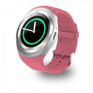 Đồng hồ thông minh màu hồng giá rẻ gắn sim thẻ nhớ