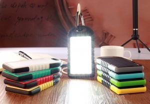 Pin sạc dự phòng năng lượng mặt trời tích hợp LED