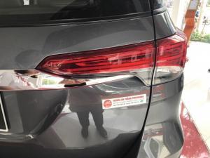 Toyota Fortuner 2017 đủ màu - Giao Ngay