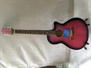 Đàn guitar sinh viên eo màu sắc trẻ trung