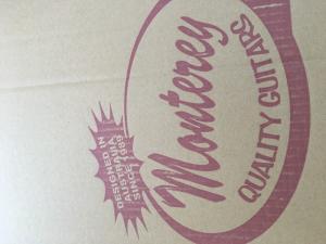 Đàn guitar Monterey nhập khẩu Australia