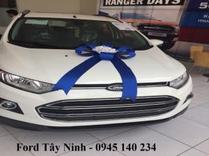 Khuyến Mãi Mua Ford Ecosport Trend, số sàn tại Ford Tây Ninh