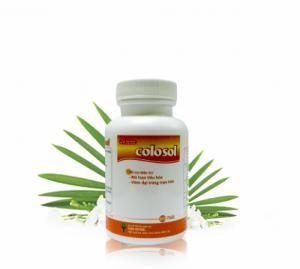 Colosol - Hỗ trợ viêm đại tràng