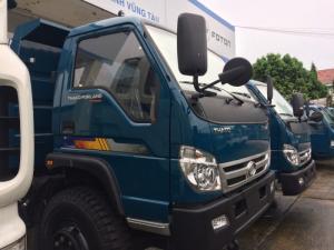 Mua bán xe ben 6 tấn Forland giá tốt nhất, lãi suất thấp chở cát đá