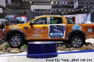 Ford Tây Ninh khuyến mãi mua Ford Ranger