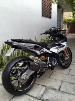 Lốp sau xe Exciter 150 Yamaha chính hãng Veloce