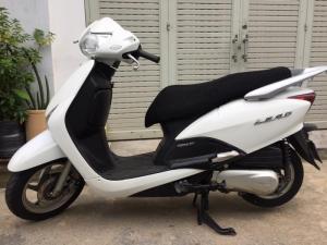 Honda LEAD Fi phun xăng điện tử,xe mới tinh,nữ sử dụng