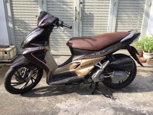 Suzuki hayate 125cc, phiên bản đặc biệt, 2 đèn,màu nâu