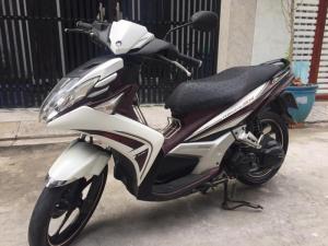 Yamaha Nouvo 5, zin từng con ốc, chính chủ,màu trắng đen