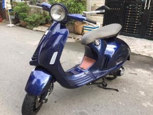 Siêu phẩm Vespa 946 độ cực nét,hàng độc,màu xanh