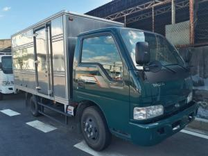 Bán Xe tải KIA 2.3 tấn - Thùng kín - 2017_K165s: Hỗ trợ vay 70% vốn