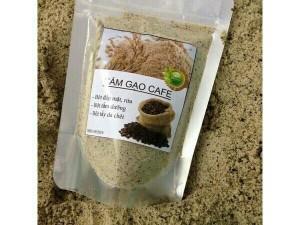 Bột Cám Gạo Cà phê