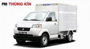 Xe tải Suzuki 750kg 2017 hoàn toàn mới
