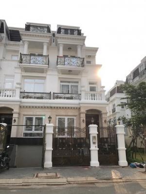 Cho thuê nhà khu Biệt Thự sang trọng trung tâm Gò Vấp