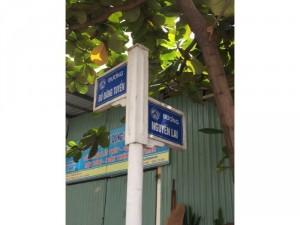 Đất mặt tiền Nguyễn Lai, Khuê Trung , Cẩm Lệ