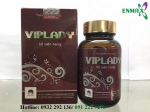 VIPLady với thành phần gồm 5 loại thảo dược quý kết hợp cùng collagen typ 1&3, Isoflavonid, có tác dụng giúp giảm các triệu chứng của giai đoạn tiền mãn kinh như bốc hỏa, đau đầu, vã mồ hôi... sử dụng 4 -6 viên/ ngày. liên tục trong tối thiểu 1 tháng để có kết quả tốt nhất. Liên hệ: 0932 292 136