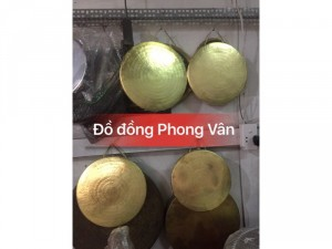 Nhạc cụ thanh la đồng Phong Vân